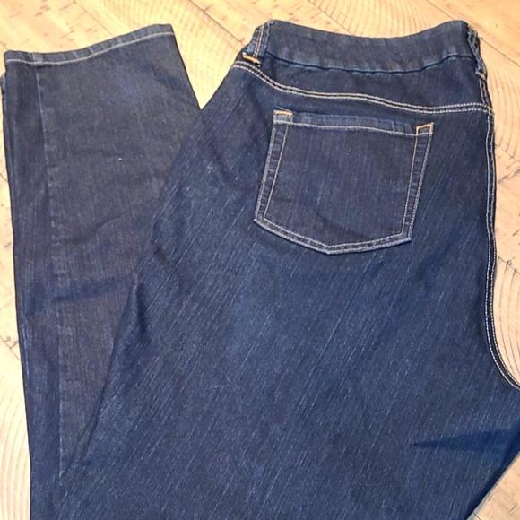 Torrid plus size jeans.